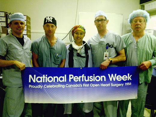 An Interview With Kim Long Ta Vgh Clinical Perfusionist Vch